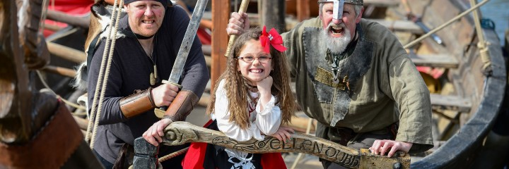 Beware The Vikings … they're a coming to Drogheda!
