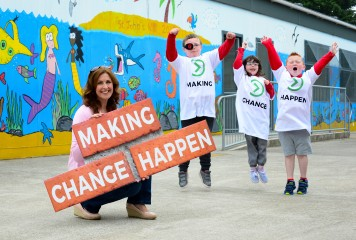 "Louth ""leading the way"" in Child and Family Support"