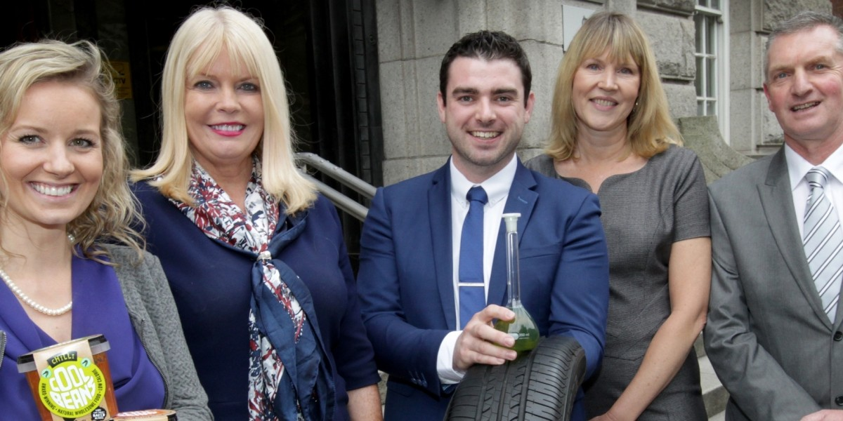 """Ireland's Best Young Entrepreneur Competition 2016 """"A Record Breaker"""""""