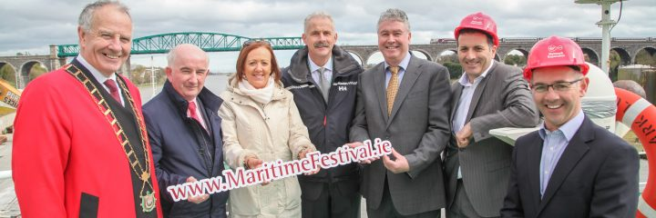 AHOY THERE! Virgin Media on board for Irish Maritime Festival