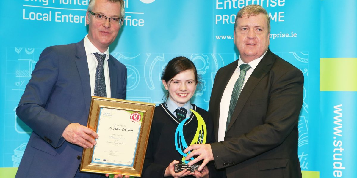 Local Student Scoops Entrepreneurship Prize