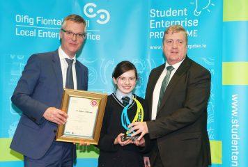 Local Student Scoops Entrepreneurship Prize