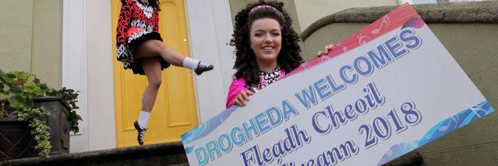 Drogheda Celebrate Fleadh Success