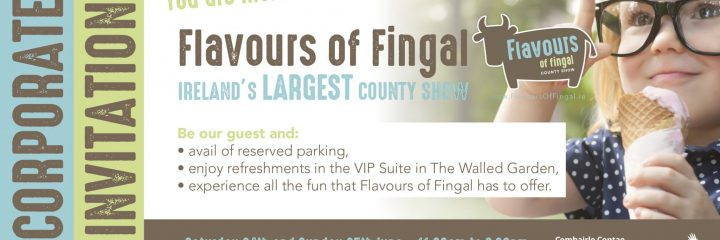 Everyone Head For Flavours of Fingal