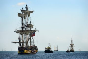 Maritime Festival Continues To Grow
