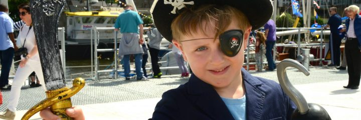 An Intern's Eye View: The Irish Maritime Festival
