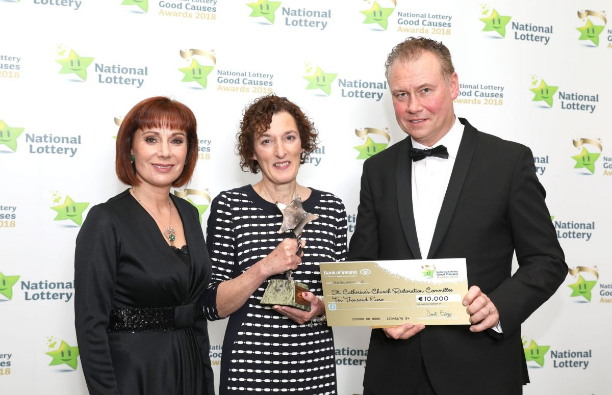 National Lottery Good Causes Awards