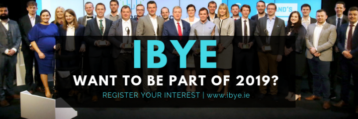 Could you be Ireland's Best Young Entrepreneur 2019?
