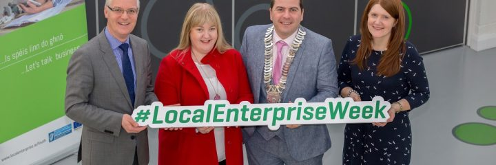 Learn, Network and Grow Your Business at Local Enterprise Week 2019
