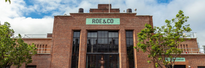 Launching Roe & Co Distillery